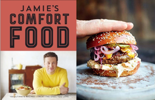 JamieOliver Comfort Food Bible
