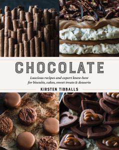 Chocolate by Kirsten Tibballs Recipe Book
