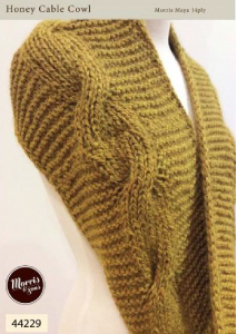 Honey Cable Cowl